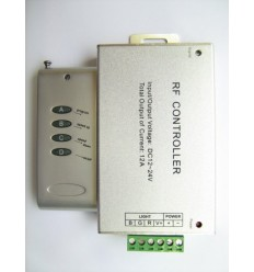 RF/Wireless RGB 4 Key Controller - 144W