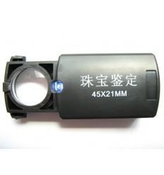 Jewelers Loupe with LED