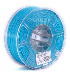 eSUN ABS+ Filament - 1.75mm Light Blue 0.5kg
