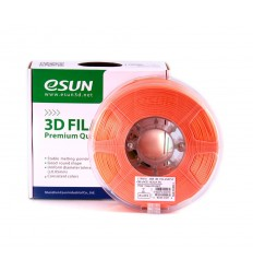 eSUN ABS+ Filament - 1.75mm Orange