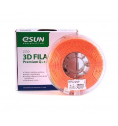eSUN PLA+ Filament – 1.75mm Orange 0.5kg