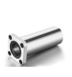 Flanged Linear Bearing Long - LMK10LUU - 10mm Diameter
