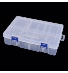 Component Storage Container - 8 Compartments