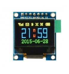 Full Color OLED Display 0.95 inch SPI SSD1331 96X64 Resolution