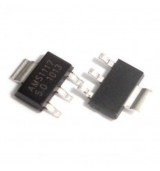 AMS1117-5 5V 1A LDO Voltage Regulator SOT-223