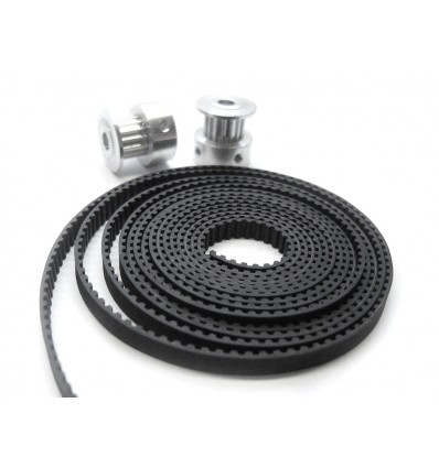 T2.5 Belt & Pulley Kit