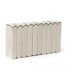Neodymium N42 Magnet Pack , 4 Pcs , Rectangular