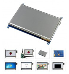 7 Inch IPS LCD Touch Display