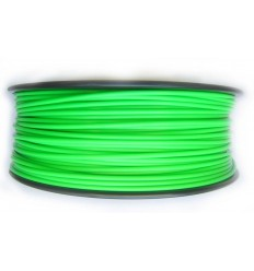 Green Fluorescent ABS 3mm 1kg