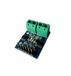 Motor Driver Dual Channel 0.8A H-Bridge Module HG7881
