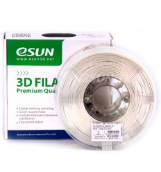 eSUN ABS Filament - 1.75mm Blue Glow In The Dark 0.5kg