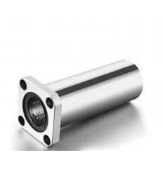 Flanged Linear Bearing Long - LMK12LUU - 12mm Diameter