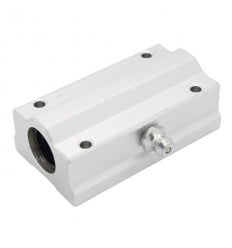 Linear Bearing Pillow Block Long - SC8LUU - 8mm Diameter