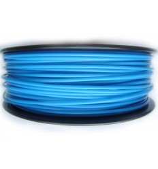 Blue Fluorescent ABS 3mm 1kg