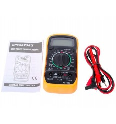 XL830L LCD Digital Multimeter