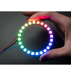 NeoPixel Ring 24 - RGB LED WS2812