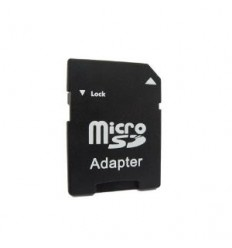 Micro SD Card to Standard DC Card Adapter