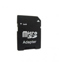 Micro SD Card to Standard DC Card Adaptor