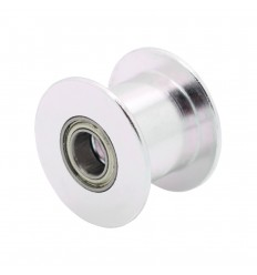 Smooth Idler Pulley - 5mm Bore, 6mm Belt