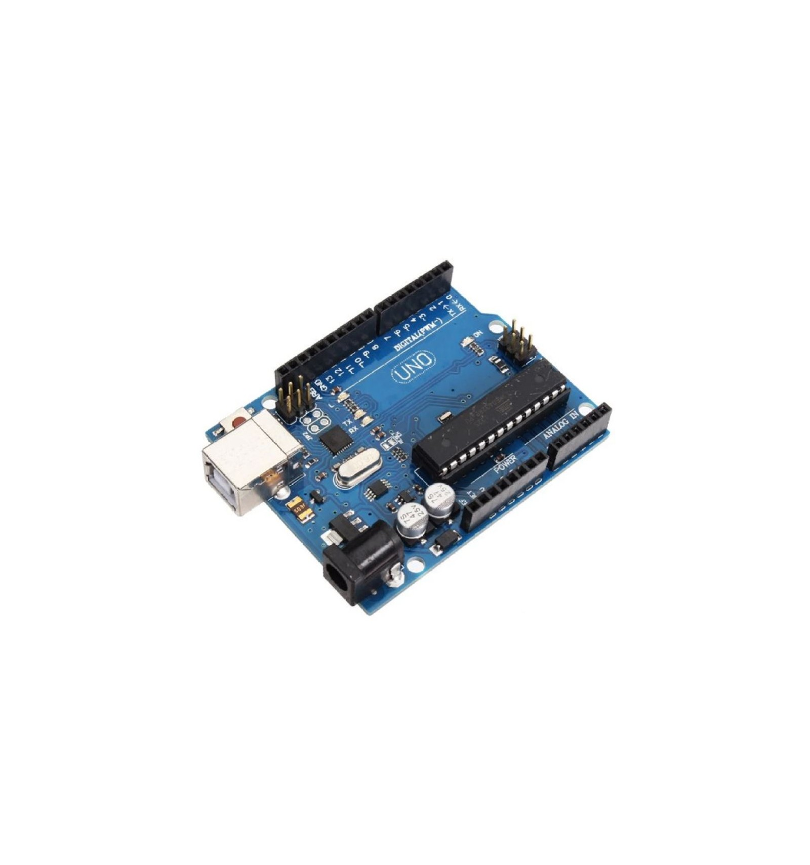 Arduino uno r third revision in the range