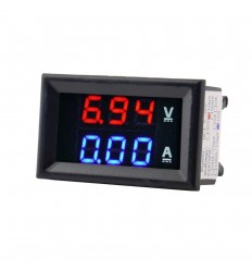 Voltage and Current Meter Display 100V 10A LED