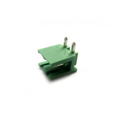 Ramps 12V PCB Connector - Male (Green) - 2PACK