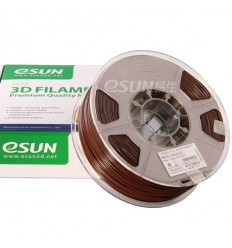 eSUN PLA+ Filament – 1.75mm Brown 1kg
