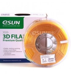 eSUN PLA+ Filament - 1.75mm Gold 1kg