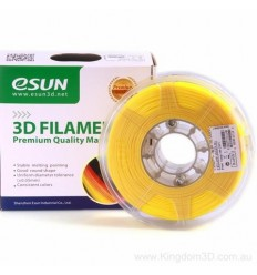 eLastic TPE Filament Yellow 1.75mm 1kg eSUN