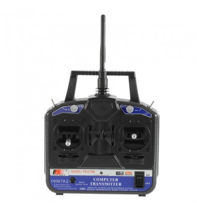 FlySky CT6 6-Channel 2.4Ghz Transmitter and Receiver