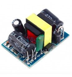 AC to DC Buck 3.3V 2.3W Voltage Regulator Power Supply Module