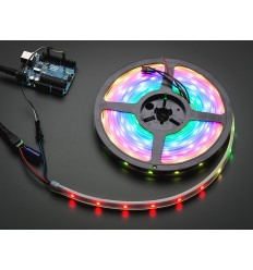 WS2812B RGB LED Strip 30/m 5VDC IP65