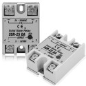 Solid State Relay SSR AC 25A (3-32V DC Input)