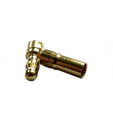 Gold Banana Connector 3.5mm