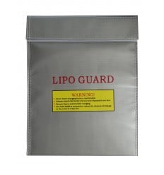 Lithium Battery Fireproof Charger Bag
