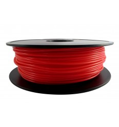Red Flouro PLA 3mm 1kg