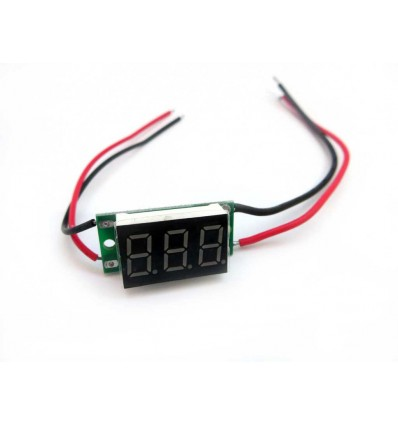 Current Meter Display 100A LED