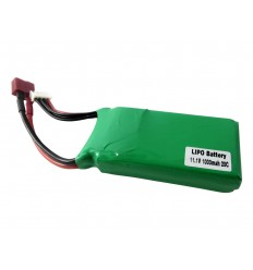 LiPo Battery 11.1V 1000mAh 20C 3cell