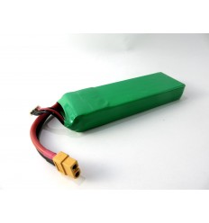 LiPo Battery 11.1V 3300mAh 25C 3cell