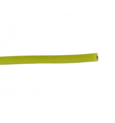 Silicone Wire - Yellow 18AWG