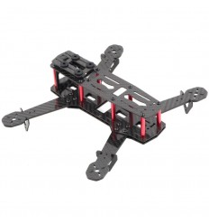 Mini H250 Carbon Fiber Quadcopter FPV Frame Kit