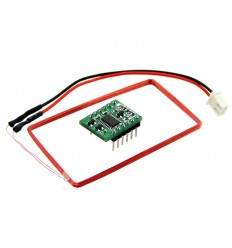 125KHZ RFID Module With LED & Buzzer