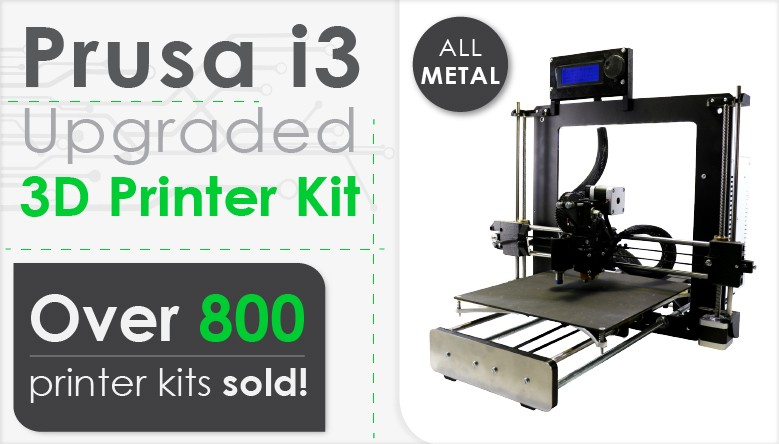 Prusa i3 Upgraded kit