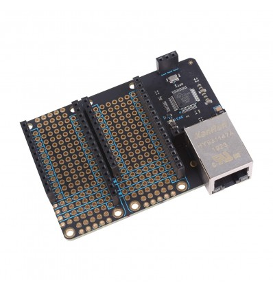 Particle Ethernet FeatherWing ProtoBoard - Cover