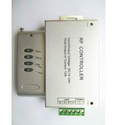 RF/Wireless RGB 4 Key Controller - 144W