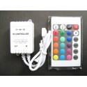 24 Key IR Remote LED Strip Controller