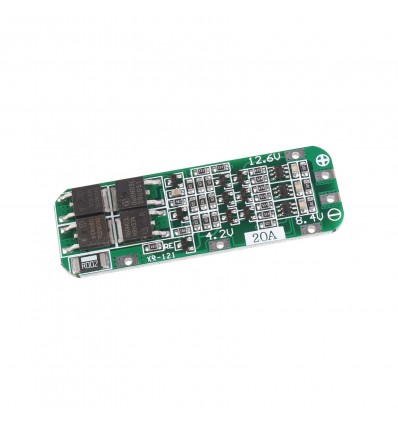Li-Ion Battery Pack PCB BMS Balance Charger Module - Cover