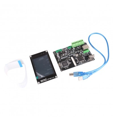 MakerBase MKS DLP Controller with TFT Display - Cover