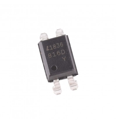 Lite-On LTV-816S Optocoupler - DC Input, Transistor Output - Cover