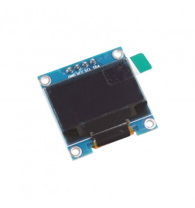 OLED Display Module White 0.96 Inch 128x64 4pin SPI For Arduino - Cover